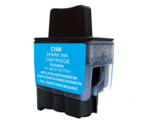 Compatible Brother LC900 Cyan ink cartridges | Print Head