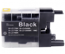 Compatible Brother LC1220 / LC1240 / LC1280 Black ink cartridges | Print Head