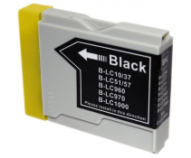 Compatible Brother LC970 Black ink cartridges | Print Head