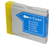 Compatible Brother LC970 Cyan ink cartridges | Print Head