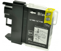 Compatible Brother LC980 Black ink cartridges LC980BK | Print Head