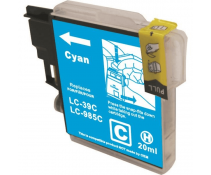 Compatible Brother LC985 Cyan ink cartridges | Print Head
