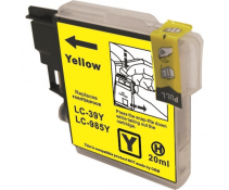 Compatible Brother LC985 Yellow ink cartridges | Print Head