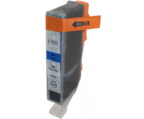 Compatible Canon CLI-521C Cyan ink cartridges | Print Head