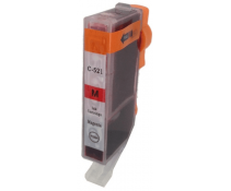 Compatible Canon CLI-521M Magenta ink cartridges | Print Head