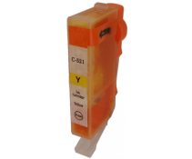 Compatible Canon CLI-521Y Yellow ink cartridges | Print Head