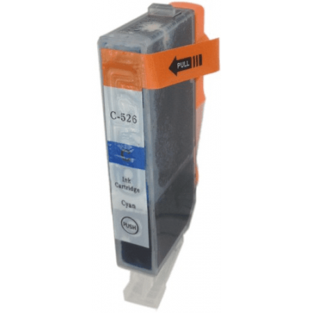 Compatible Canon CLI-526C Cyan ink cartridges