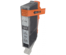 Compatible Canon CLI-526GY Grey ink cartridges | Print Head