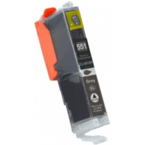 Compatible Canon Grey CLI-551xl ink cartridges
