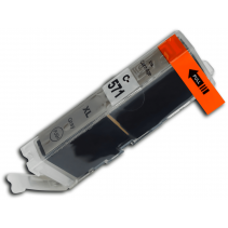 Compatible Canon Grey CLI-571xl ink cartridges