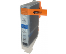 Compatible Canon CLI-8C Cyan ink cartridges | Print Head