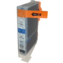 Compatible Canon CLI-8C Cyan ink cartridges