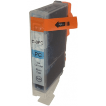 Compatible Canon CLI-8PC Photo Cyan ink cartridges