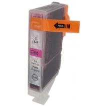 Compatible Canon CLI-8PM Photo Magenta ink cartridges