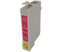 Compatible Epson T0713 Magenta ink cartridges | Print Head