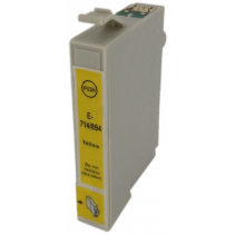 Compatible Epson T0714 Yellow ink cartridges
