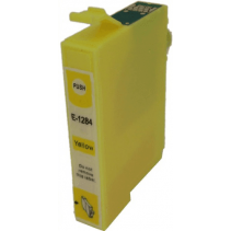 Compatible Epson T1284 Yellow ink cartridges