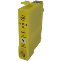 Compatible Epson T1624 Yellow Ink Cartridges 16XL C13T16244010
