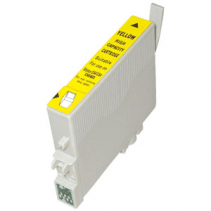 Compatible EPSON T0444 Yellow ink cartridges