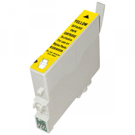 Compatible EPSON T0484 Yellow ink cartridges