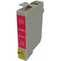 Compatible EPSON T0803 Magenta ink cartridges