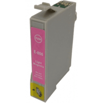 Compatible EPSON T0806 Light Magenta ink cartridges