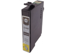 Compatible Epson T1291 Black ink cartridges C13T12914011 | Print Head
