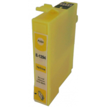 Compatible Epson T1294 Yellow ink cartridges