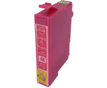 Compatible Epson T1813 XL Magenta ink cartridges | Print Head
