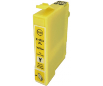 Compatible Epson T1814 XL Yellow ink cartridges | Print Head